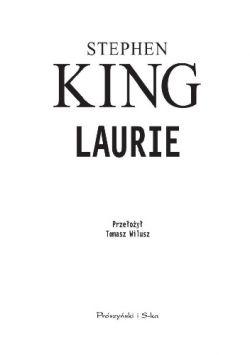 Okładka książki - Laurie