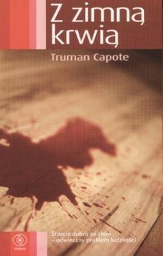 Okładka książki - Z zimną krwią