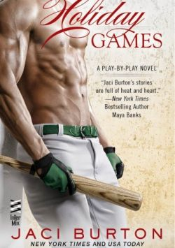 Okładka książki - Holiday Games
