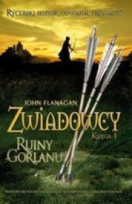 Okładka książki - Zwiadowcy. Ruiny Gorlanu