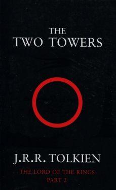 Okładka książki - The two Towers