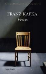 Okładka książki - Proces. Nowy przekład