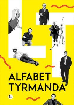 Okładka książki - Alfabet Tyrmanda