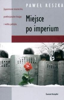 Okładka książki - Miejsce po imperium