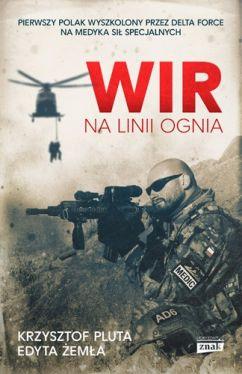 Okładka książki - Wir. Na linii ognia