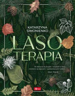 Okładka książki - Lasoterapia
