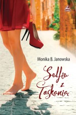 Okładka książki - Selfie z Toskanią