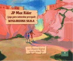 Okładka książki - JP Max Rider i jego paranaturalne przygody