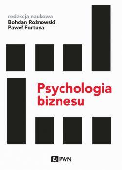 Okładka książki - Psychologia biznesu