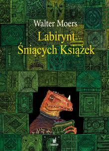 Okładka książki - Labirynt Śniących Książek