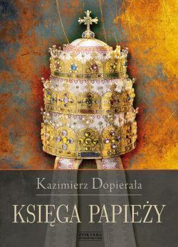 Okładka książki - Księga papieży