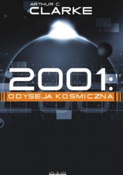 Okładka książki - 2001: Odyseja Kosmiczna
