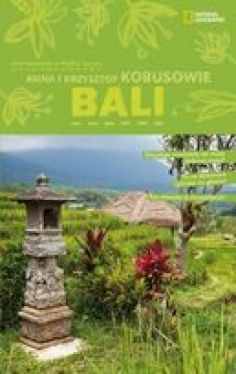 Okładka książki - Bali. Mali podróżnicy