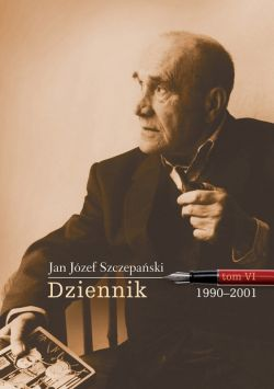 Okładka książki - Dziennik. Tom VI: 1990-2001