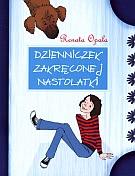 Okładka książki - Dzienniczek zakręconej nastolatki