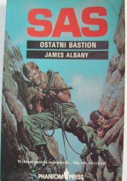 Okładka książki - Ostatni bastion