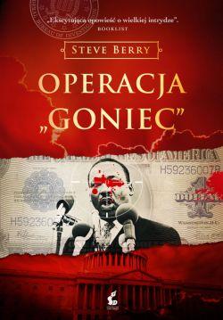 Okładka książki - Operacja Goniec