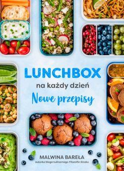 Okładka książki - Lunchbox na każdy dzień. Nowe przepisy