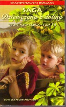 Okładka książki - Dziewczyna z doliny. Tom 36. Obowiązek serca