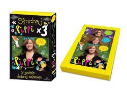 Okładka książki - 3 x Pippi