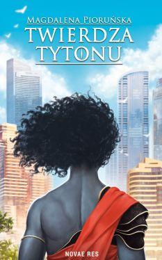 Okładka książki -  Twierdza Tytonu