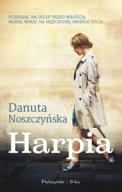 Okładka książki - Harpia