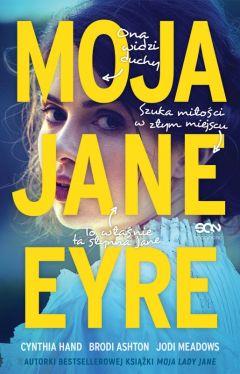 Okładka książki - Moja Jane Eyre