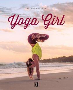 Okładka książki - Yoga Girl