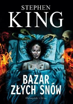 Okładka książki - Bazar złych snów