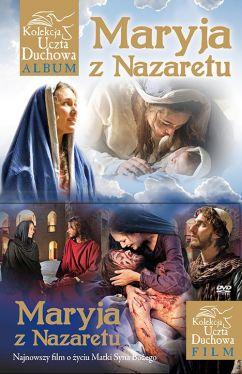 Okładka książki - Maryja z Nazaretu