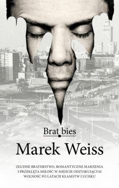 Okładka książki - Brat bies