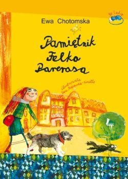 Okładka książki - Pamiętnik Felka Parerasa