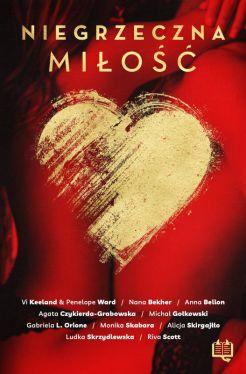 Okładka książki - Niegrzeczna miłość
