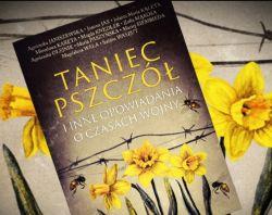 Okładka książki - Taniec pszczół i inne opowiadania o czasach wojny