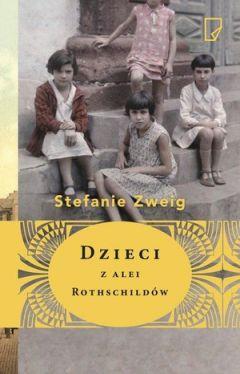 Okładka książki - Dzieci z alei Rothschildów
