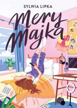 Okładka książki - Mery Majka