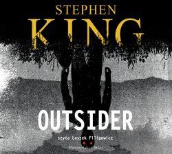 Okładka książki - Outsider. Audiobook