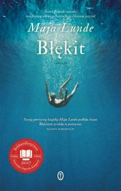 Okładka książki - Błękit