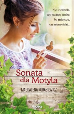 Okładka książki - Sonata dla Motyla