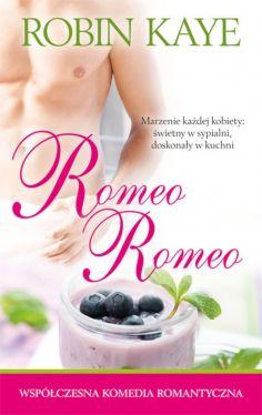 Okładka książki - Romeo, Romeo