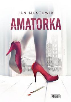Okładka książki - Amatorka