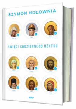 Okładka książki - Święci codziennego użytku