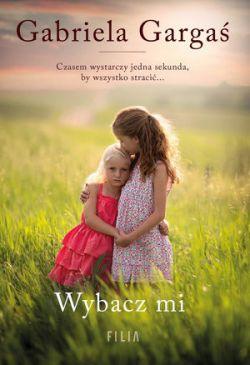 Okładka książki - Wybacz mi