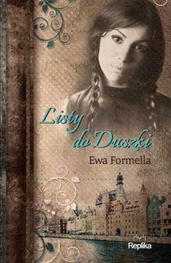 Okładka książki - Listy do Duszki