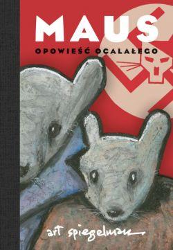 Okładka książki - Maus. Opowieść ocalałego