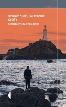 Okładka książki - Głosy. Co się zdarzyło na wyspie Jersey
