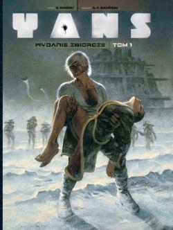 Okładka książki - Yans, wydanie zbiorcze tom 1