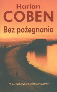 Okładka książki - Bez pożegnania