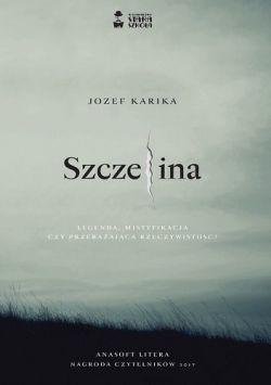 Okładka książki - Szczelina