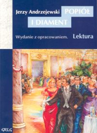 Okładka książki - Popiół i diament